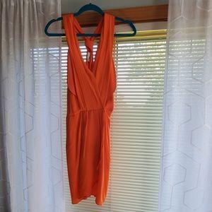 Greylin silk Dress